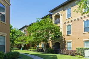 Two Bedroom Apartments for Rent in Northwest Houston, TX -Exterior Building